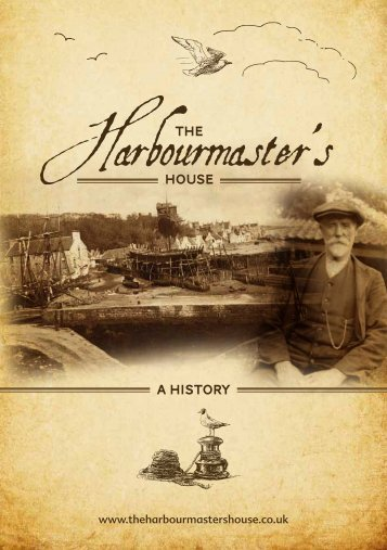 The Harbourmaster's House Brochure - Fife Coast & Countryside Trust