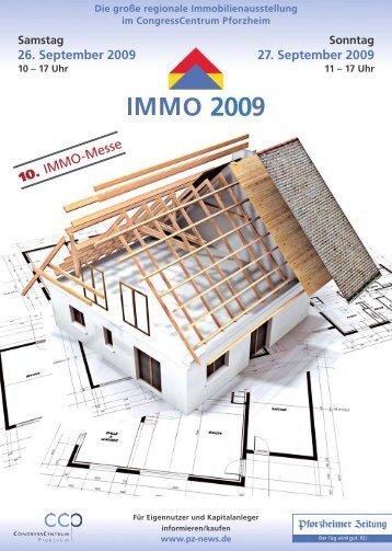 IMMO 2009 - Pforzheimer Zeitung
