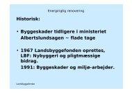 Landsbyggefonden - Triarc A/S