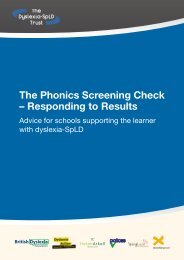 5368 - Phonics Sceening Check PDF - A4.indd - The Dyslexia-SpLD ...