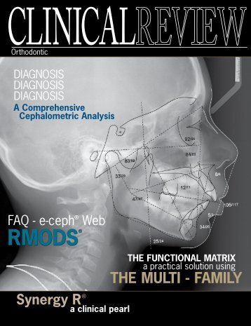 Clinical Review 2010 - Rocky Mountain Orthodontics