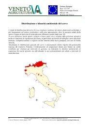 PDF (Distribuzione e idoneità ambientale del cervo)