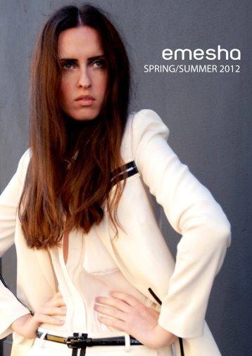 SPRING/SUMMER 2012 - Bel Esprit