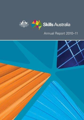 Annual Report 2010–11 - Awpa.gov.au