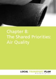 LTP 2006/11 Chapter 08 Air Quality - the TravelWise Merseyside ...