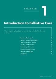 Introduction to Palliative Care - Hospice Palliative Care Association ...