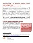 Inégalités sociales de santé Fiche alimentation - Pipsa - Page 3