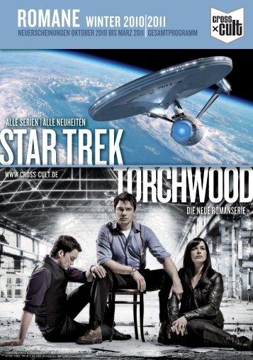 ROMANE wiNtER 2010 2011 - Star Trek Romane