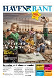 de haven - Port of Rotterdam