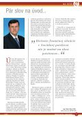 September 2007 - Ústredie práce, sociálnych vecí a rodiny - Page 3