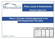 Consulter le PADD - Montauban.com