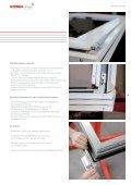 Download Fenstersysteme und Beschläge - Wicona.ch - Page 7