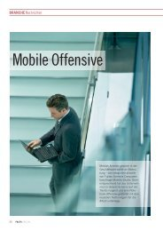 Mobile Offensive