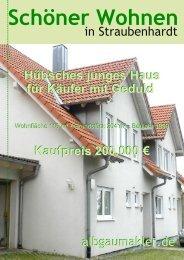 Hübsches junges Haus für Käufer mit Geduld - weststadtmakler.de
