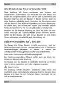Anleitung - Tams - Page 4