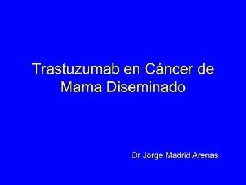 ventaja real de la asociación quimioterapia-trastuzumab en la ...