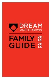 DREAM Family Guide 2013-2014 - New York City Charter School ...