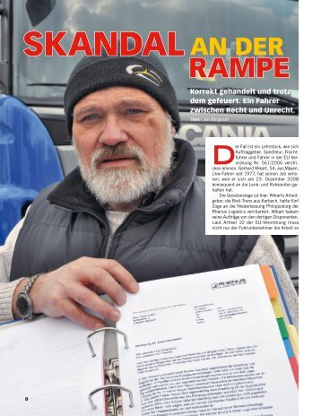 "01. ""Skandal an der Rampe"" - Jan Bergrath"