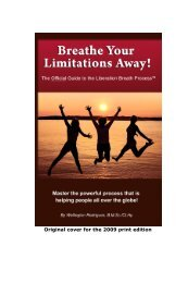 Breathe Your Limitations Away