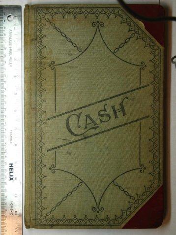 Salem cash book 1913.pdf - DSpace