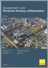 Development Land Windroos Nursery, Littlehampton - Savills