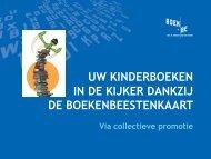 Bekijk alle informatie in de presentatie - Boekenvak