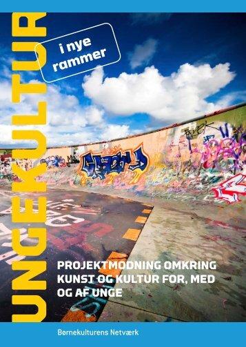'Ungekultur i nye rammer' (pdf)