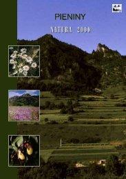 PIENINY NATURA 2000