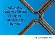 Ireland- Promoting the Social Dimension, Orla ... - EURIreland.ie