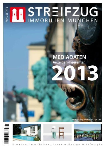 Mediadaten Inserenten München 2013