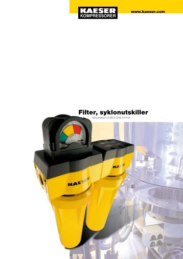 Filter - Trykkluftservice AS