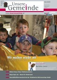7. Juni 2009 - Stadtgemeinde Mürzzuschlag