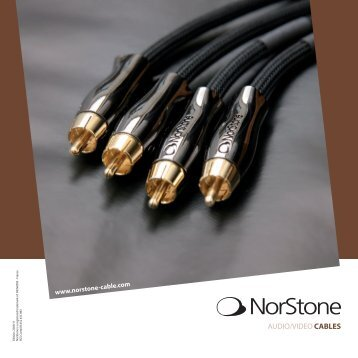 NorStone 2009-2010 Brochure - Esistemas