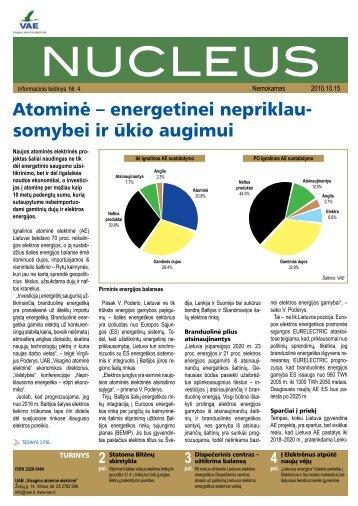 Nucleus Nr. 4 - Visagino atominės elektrinės projektas