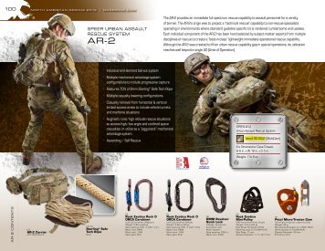 to Download the Product Info Sheet - North American Rescue