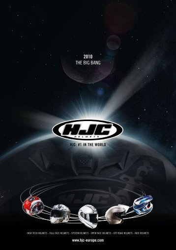 Full Face helmets - HJC