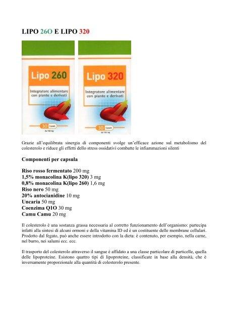 dieta per il fegato pdf