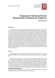 Pengupayaan Tatabahasa Wacana Bahasa Melayu di Malaysia dan ...