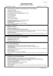 MSDS QUIXX Finish Nr. 2 - Wendisch-PS