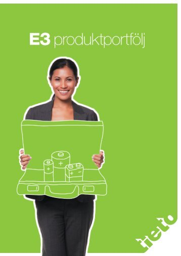 E3produktportfölj - Tieto
