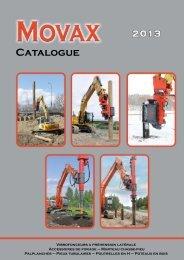 Catalogue - Movax