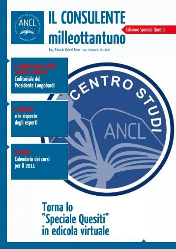 QUESITO - Ancl