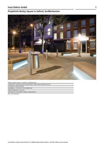 ledlux linear lx sicherheitshinweise insta elektro gmbh. Black Bedroom Furniture Sets. Home Design Ideas