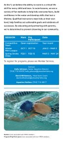 United States Masters Swimming - YMCA of Greater Charlotte - Page 4