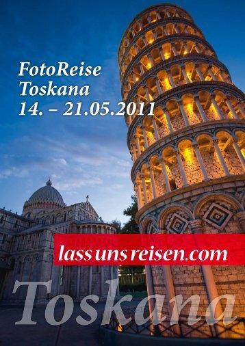 2 Toskana - lass uns reisen
