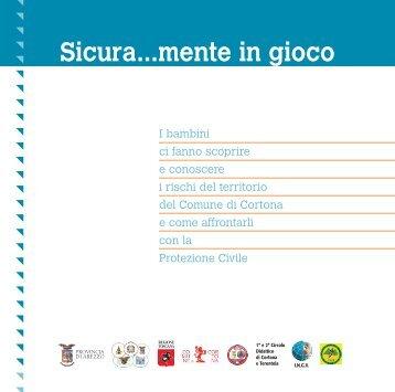 Pubblicazione - Protezione Civile della Provincia di Arezzo