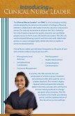 Clinical Nurse Leader Brochure - American Association of Colleges ... - Page 2