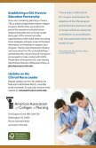 Clinical Nurse Leader Brochure - American Association of Colleges ... - Page 6