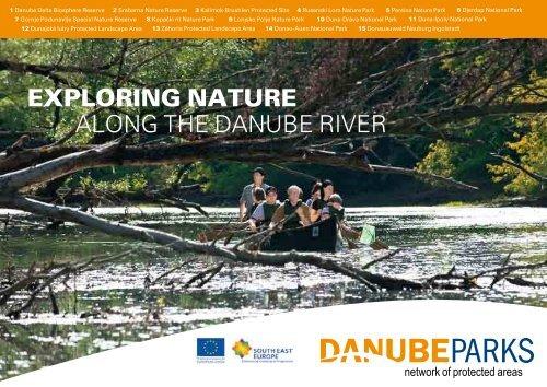 Tourism Brochure - DANUBEPARKS