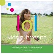 Download brochure - Kids n' Tweens Lifestyle